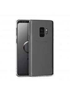 Genomskinligt och väldigt snyggt skydd till Samsung Galaxy A6 Plus 2018 A605.