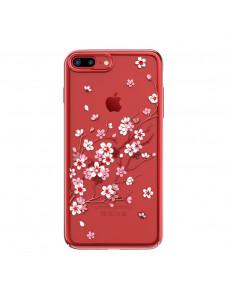 Rött och väldigt snyggt skydd till iPhone 8 / 7.