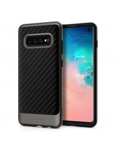GUNMETAL och väldigt snyggt skydd till Samsung Galaxy S10.