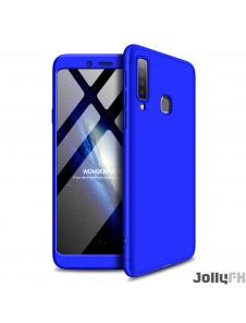 Blå och väldigt snyggt skydd till Samsung Galaxy A9 2018 A920.