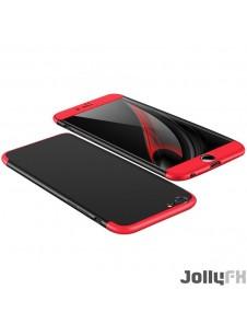 Svart-rött och väldigt snyggt skydd från JollyFX.