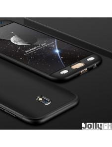 Svart och väldigt snyggt skydd till Samsung Galaxy J7 2017 J730.