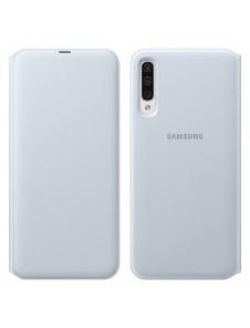 Vitt och väldigt snyggt skydd till Samsung Galaxy A50.