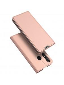 Rosa och väldigt snyggt skydd för Huawei P30 Lite.