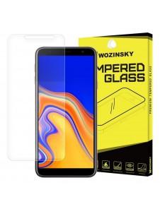 Med detta glas kommer du att vara lugn för din Samsung Galaxy J4 Plus 2018 J415 / J6 Plus 2018 J610
