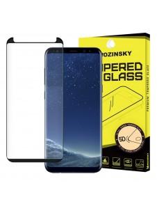 Din Samsung Galaxy S9 G960 kommer att skyddas av detta stora glas.