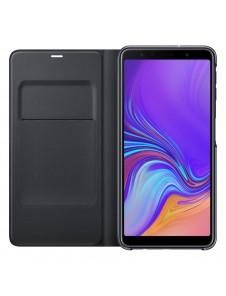 Svart och väldigt snyggt skydd till Samsung Galaxy A7 2018 A750.