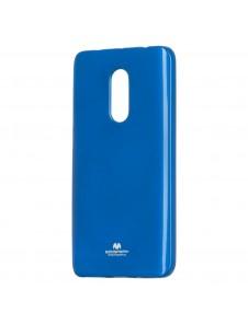 Marinblå och väldigt snyggt skydd till Xiaomi Redmi Note 4X / Redmi Note 4.