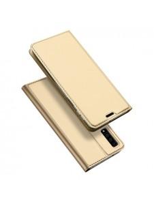 Guld och väldigt snyggt skydd Samsung Galaxy A7 2018 A750.