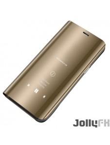 Guld och väldigt snyggt skydd Samsung Galaxy J6 Plus 2018 J610.