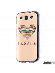 Din Samsung Galaxy S3 i9305 i9300 kommer att skyddas av detta fantastiska skydd.