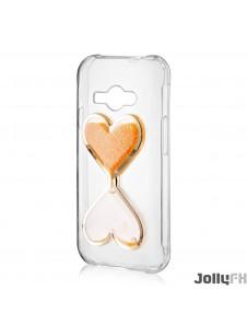 Pålitligt och bekvämt fall Samsung Galaxy J1 Ace J110.