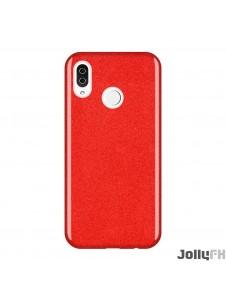 Rött och väldigt snyggt skydd till Samsung Galaxy A30 / A50.