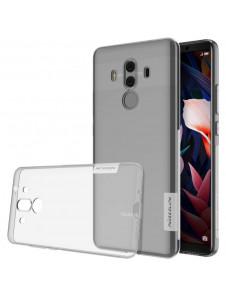 Genomskinligt och väldigt snyggt skydd för Huawei Mate 10 Pro.