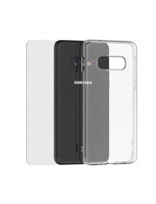 Ett snyggt skydd till Samsung Galaxy S10e i kvalitativt material.