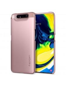 Rosa guld och mycket snyggt skal till Samsung Galaxy A80.