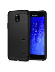 Svart och väldigt snyggt skal till Samsung Galaxy J7 2018.