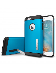 Blått och väldigt snyggt fodral för iPhone 6S Plus / 6 Plus.