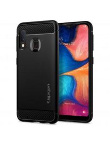 Pålitligt och bekvämt fodral för Samsung Galaxy A20e.