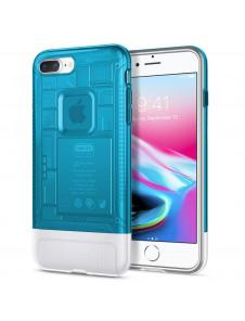 Din telefon och väldigt snyggt skydd från Spigen.