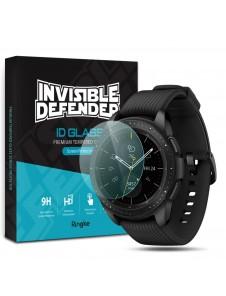 Vackert och pålitligt skyddsglas för Galaxy Watch 42mm.