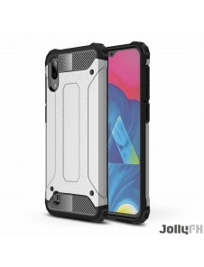 Samsung Galaxy M10 och väldigt snyggt skydd från JollyFX.