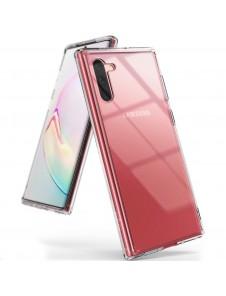 Samsung Galaxy Note 10 och väldigt snyggt skydd från Ringke.