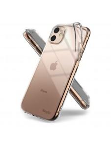 iPhone XI och väldigt snyggt skydd från Ringke.