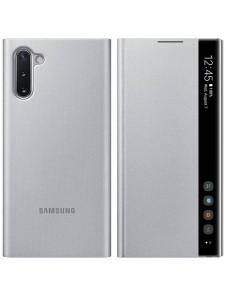 Silver och mycket snyggt skal till Samsung Galaxy Note 10.