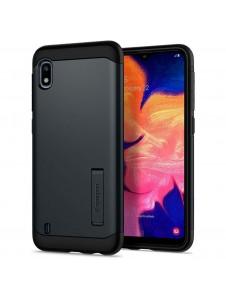 Skiffer i metall och mycket snyggt skal till Samsung Galaxy A10.