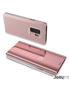 Rosa och väldigt snyggt omslag Samsung Galaxy A10 / Galaxy M10.