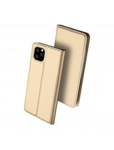 Guld och mycket snygg täckning iPhone 11 Pro Max.