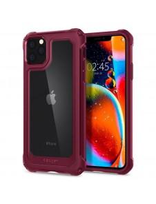 Rött och väldigt snyggt omslag iPhone 11 Pro Max.