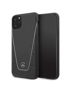 Svart och väldigt snyggt omslag iPhone 11 Pro Max.