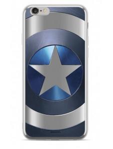 Huawei P Smart Plus och väldigt snyggt skydd från Marvel.