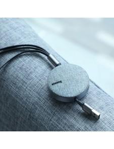 En för alla - Perfekt tillbehör för alla enheter med USB-C, micro USB och Lightning-portar.