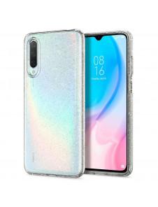 Glitter kristall kvarts och väldigt snyggt omslag Xiaomi Mi A3.