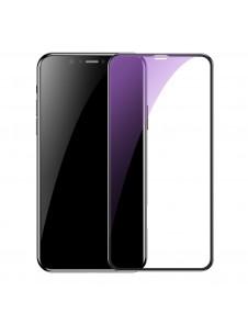 Den böjda designen med full täckning garanterar sömlöst täckning av hela telefonens skärm för att ge maximalt skydd.