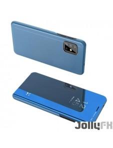 Blått och väldigt snyggt omslag Samsung Galaxy S20 Ultra.