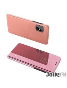 Rosa och väldigt snyggt omslag Samsung Galaxy S20 Plus.