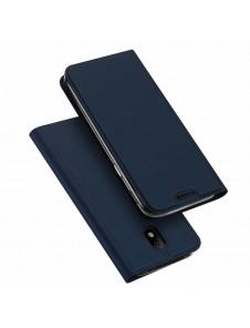 Blå och väldigt snyggt skydd till Samsung Galaxy J3 2017 J330.
