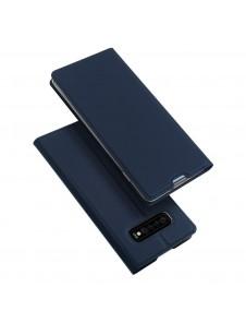 Blå och väldigt snyggt skydd till Samsung Galaxy S10 Plus.