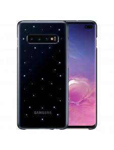 Svart och väldigt snyggt skydd till Samsung Galaxy S10 Plus.