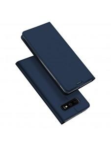 Blå och väldigt snyggt skydd till Samsung Galaxy S10e.