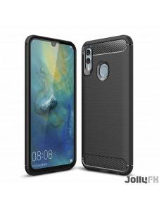 Svart och väldigt snyggt skydd för Huawei P Smart 2019.