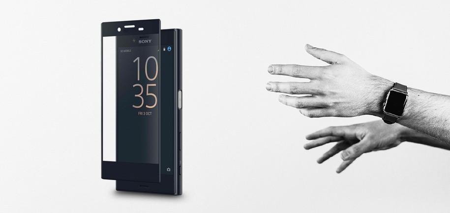 Köp ett skärmskydd och väska till din Sony Xperia.